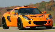 Lotus Elise Grey Indoor Fabric Car Cover 1995-20 New