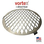 Bbq Vortex Andtrade Direct Sear Steak Grill Grate For Med Bbq Vortex Charcoal Accessory