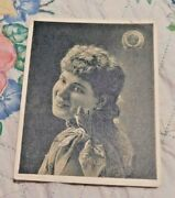 Antique Victorian Acorn Stoves And Ranges Advertising Card