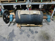 New Martin Heavy Duty Drum Pulley 44 X 24 Conveyor Belt Drive Paper Mill New