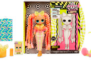 Lol Surprise Omg Lights Dazzle Fashion Doll With 15 Surprises Same Day Shipping