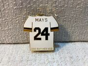 Willie Mays San Francisco Giants The Say Hey Kid Baseball Jersey Collectible Pin