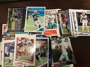 70 Cards Of Different Football Players Are Sold From 1974 To 2019