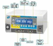 Electro Surgical Generator 400w High Frequency Lcd Graphical With 20 Programs