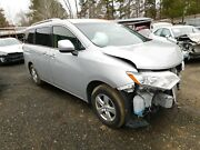 2011 12 13 14 15 16 2017 Nissan Quest Power Brake Booster And Brake Master Used