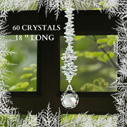 Woodstock Chimes - Crystal Ultra Grand Cascade - Ice - Ccui 18