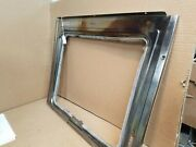 Kitchenaid Imperial 27 Wall Oven Outer Stainless Steel Front Top Trim