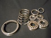 Ferrari 246 Dino Used Original Lot Of Transmission Parts And 5 Synchro Rings