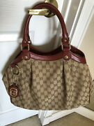 Handbag Authentic. Used Once. Great Condition