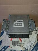 S.n 9649152580 Genuine New Injection Control Unit For Fiat Ducato And03901-and03906