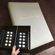 Franklin Mint Treasures Of The Louvre Complete Collection Art Silver 62+oz 38b