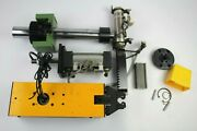 Fine Sodick Fs-a30 Wire Edm Carousel Tool Changer Arm And Related Parts