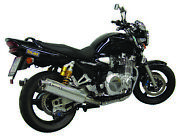 Yamaha Xjr1300 2004-2006 Remus Alloy Gp Revolution Dual Exhaust Slip On Cans