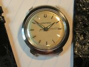 Restored 1961 Bulova Accutron 214 Stainless 2362 B Mens Watch Numbers Match