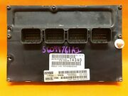 Updated Reflashed Vin Plug And Play 06 Grand Cherokee Ecm Ecu Module 56044761ai