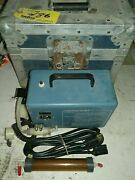 Teledyne Portable Oxygen Analyzer With Carrying Case