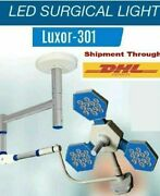 Led Ot Surgical Lights Operating Theater Luxor301 Surgical Light