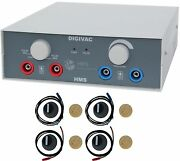 New Vacuum Therapy Digivac Upgraded Model Continuous Variable Pulse Speed Unit