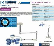 Prime Ot Light Led Surgical Light With Memory And Endo Mode Cold Light Operating