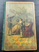 The Parlor Magician 100 Tricks For The Drawing Room 1868 - Hardback Book-rare