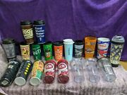 Lot Of 20 Travel Mug Cup For Drinks Ufc,711, Spine, Blood Used