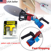New Universal Spray Guide Accessory Tool For Paint Sprayer 7/8 Usa