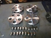Set Of 4 1997 Ford150 Center Caps 17and039 Wheel 5 Bolt