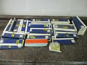 Large Lot Of Brady B-500 Wire Marker Wm Huge And Letter/numbers 15300