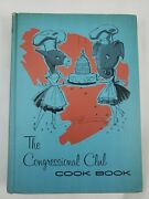 The Congressional Club Cookbook 1965 Jackie Kennedy Richard Ichord Gift Letter