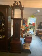New Haven Clock Company Wouldnandrsquot Set Up For Grandfather Clock Late 1800s