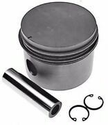 Volvo Penta Piston Set With Wrist Pin For 4cyl And 6cyl 272002
