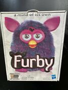 Furby Purple New In Box Electronic Pet 2012 Never Removed From The Original Box