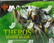 New Magic The Gathering Mtg Theros Beyond Death Collector Booster 12 Pack