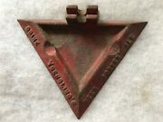 Yuengling's Beer, Porter, Ale Vintage Cast Iron Ashtray...rare