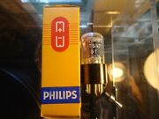 Philips 12sn7gt New Old Stock Tested Boxed Made In Holland Vintage Tube Valve