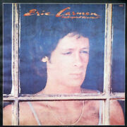 Eric Carmen Boats Against The Current Lp Album Front Cover Poster Page . F10