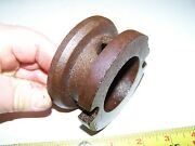 Old Galloway Round Rod Hit Miss Gas Engine Governor Collar Magneto Ignitor Nice
