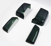 For 14-19 Gm Silverado Painted Green 136x Tow Mirror Caps Cover Oe Replacement