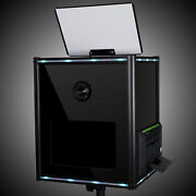 New Flairbooth Dslr V2 - Open Air Portable Diy All In One Photo Booth Shell