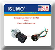 Oe Spec Ac Pressure Transducer Switch W/ Connector Fits Infiniti Nissan