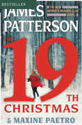 19th Christmas James Patterson And Maxine Paetro Books Best Sellers 2019