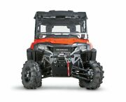 Warn Utv Front Bumpers With Integrated Winch Mount 101698