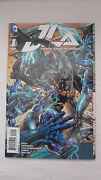 Justice League Of America 1 - 1100 Bryan Hitch Variant - 9.2/nm-