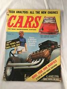 Cars The Automobile Magazine December 1959 1 Issue First Issue Hot Rods Customs