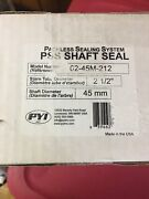 Boat Marine Pss Shaft Seal Model 02-45m-212 For Shafts 3/4andrdquo To 3 3/4andrdquo Tube 2 1/2