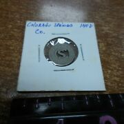 United States Token Colorado Springs Transit Company 140d