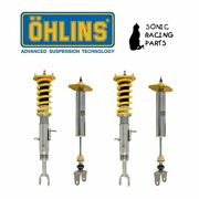 Nis Mi00 Ohlins Coilovers Road And Track Nissan 350z Z33 - 2002 2009