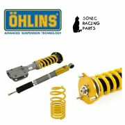 Hos Mi30 Ohlins Coilovers Road And Track Honda Civic Type R Fd2 2006 2011