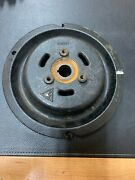 Evinrude Etec Flywheel 0586765 Removed From 2005 Etec 75 Hp