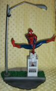Spider-man Gold Premier Collection Statue Figure Marvel Clay Moore 194/250 2004